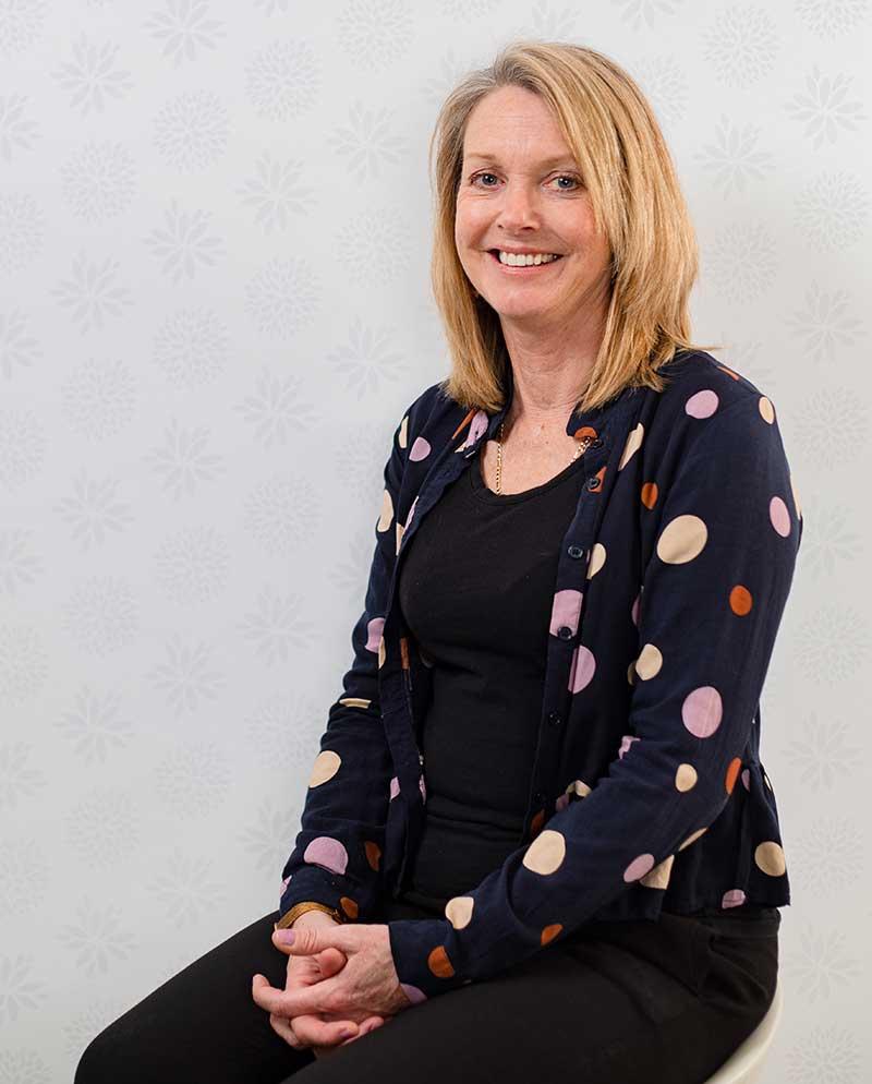 Geraldine (Dene) Iwanicki Registered OT I Mental Health Clinician I Professional Supervisor